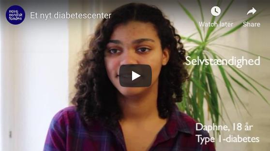 Video Cover - Et nyt diabetescenter